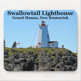 Swallowtail Lighthouse, Grand Manan, N.B. Mousepad