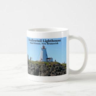 Swallowtail Lighthouse, Grand Manan, N.B. Mug