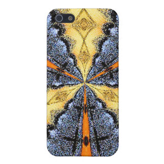 Swallowtail Medallion iPhone SE/5/5s Case