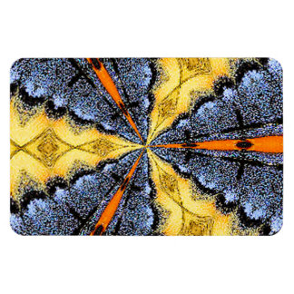 Swallowtail Medallion Magnet