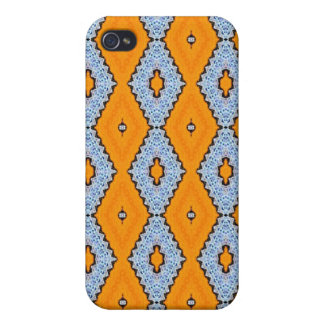 Swallowtail Pattern Case For iPhone 4
