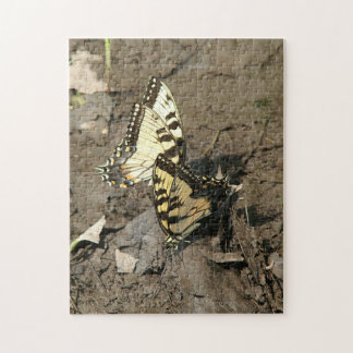 Swallowtail Photo Puzzle. Jigsaw Puzzle