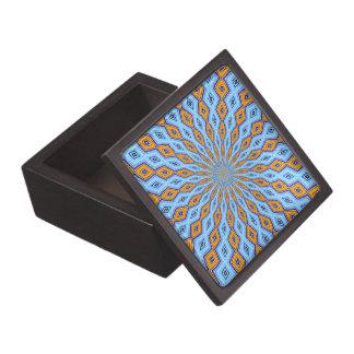 Swallowtail Redux Medallion Premium Keepsake Box