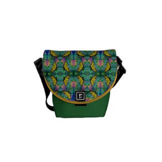 Swallowtails Mini Messenger Bag