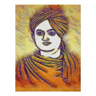 Swami Vivekananda2 Poster