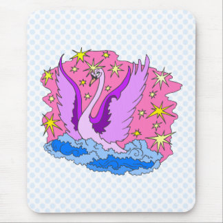 Swammee Swan Mouse Pad