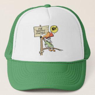 Swamp Air Traffic Controller Trucker Hat