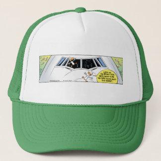 Swamp Airline Collision Trucker Hat
