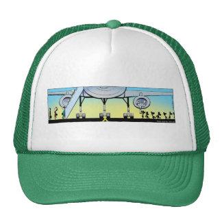 Swamp Airline Departure Cap