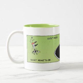 Swamp Ant Golf Putt Mug