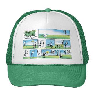 Swamp Ant Golf Putt Trucker Hat