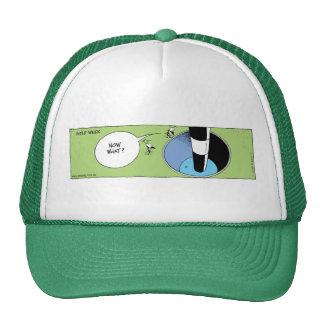 Swamp Ants Putt For Par Trucker Hat
