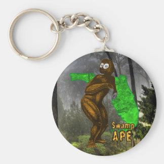 Swamp Ape Keychain