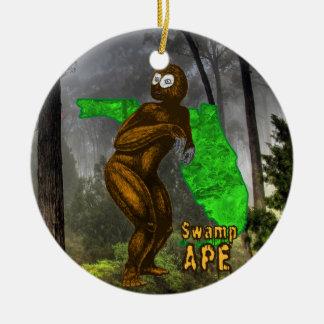 Swamp Ape Ornament