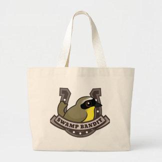 Swamp Bandit Jumbo Tote Bag