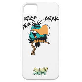 Swamp Bludgerigar Bird Call iPhone SE/5/5s Case