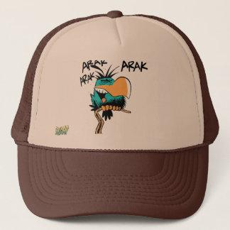 Swamp Bludgerigar Bird Call Trucker Hat