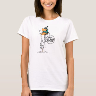 Swamp Bludgerigar Mud Bath T-Shirt