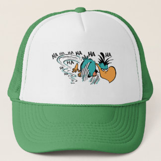 Swamp Bludgerigar Trucker Hat