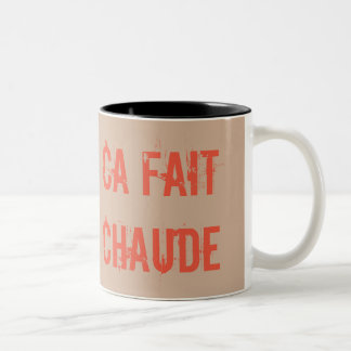 Swamp Bride - Ca Fait Chaude coffee mug