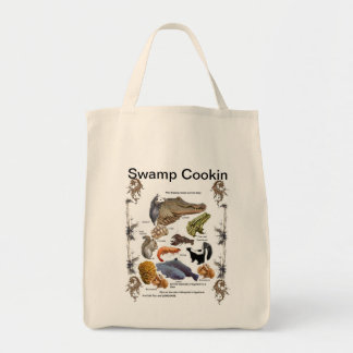 Swamp Cookin Tote bag