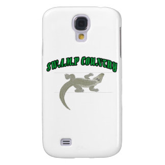 Swamp Country Galaxy S4 Case