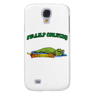 Swamp Country Louisiana Samsung Galaxy S4 Covers