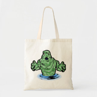 Swamp Creature Budget Tote Bag