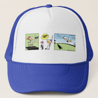 Swamp Cricket Classic Catch Trucker Hat