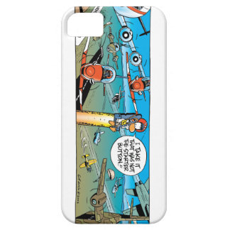 Swamp Ding Duck Ejector Seat Iphone Cover