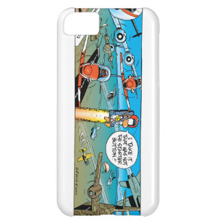 Swamp Ding Duck Ejector Seat Iphone Cover Case For iPhone 5C