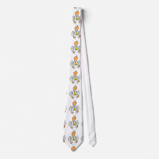 Swamp Ding Duck Flapping Tie