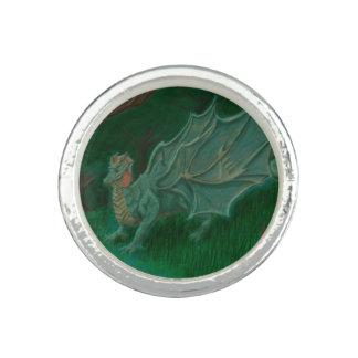 Swamp Dragon Ring