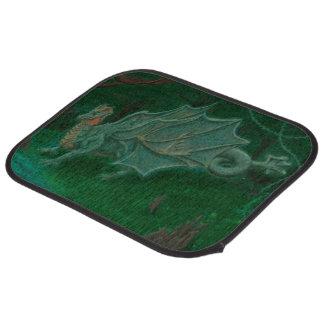 Swamp Dragon Floor Mat