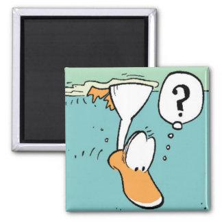 Swamp Duck Underwater Magnet