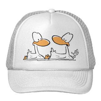Swamp Ducks Cap Mesh Hats