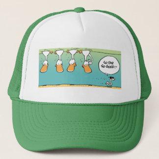 Swamp Ducks Feeding Time Trucker Hat
