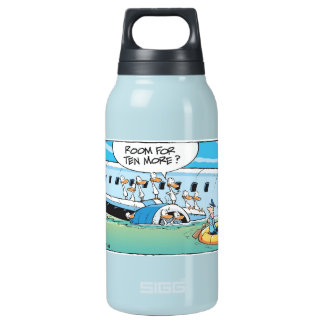 Swamp Ducks Life Raft SIGG Thermo 0.3L Insulated Bottle