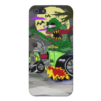 Swamp Fink Case Covers For iPhone 5