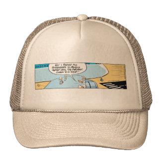Swamp Flying School Landing Trucker Hat