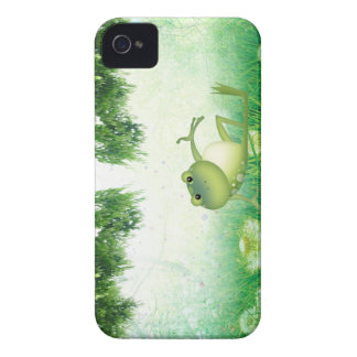 Swamp Frog Blackberry Bold Case Mate Barely There