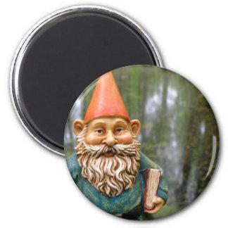 Swamp Gnome Magnet