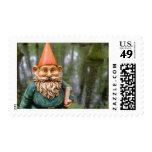 Swamp Gnome Postage Stamp