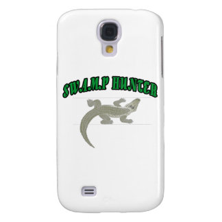 Swamp Hunter Samsung Galaxy S4 Cover
