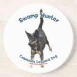 Swamp Hunter Dog Coasters