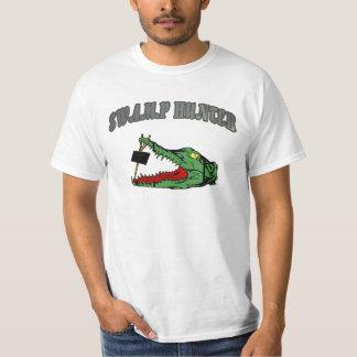 Swamp Hunter Gator Head T-Shirt