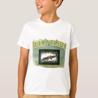 Swamp Hunter Layered Camo Gator T-Shirt