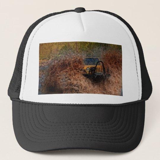 Swamp Jeeping Trucker Hat