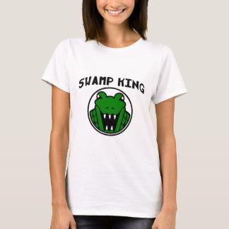 Swamp King Gator Symbol T-Shirt
