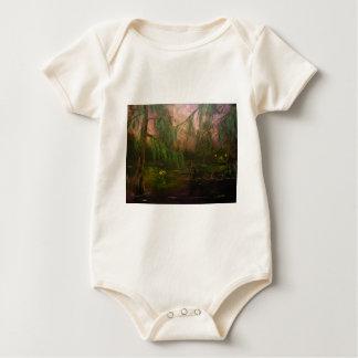 Swamp La Vie: Scouting in Twilight Baby Bodysuit
